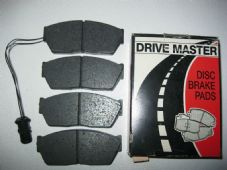 ROVER 213, 216 (1985-89) HONDA BALLADA 1.3, 1.5 (84 on) NEW BRAKE PADS (PAD519)